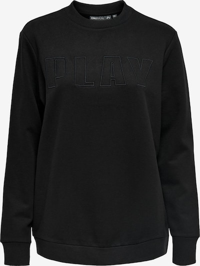 ONLY PLAY Sweatshirt in schwarz, Produktansicht