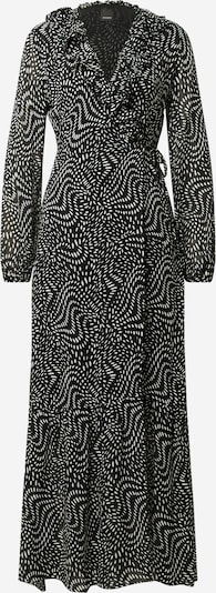 PINKO Robe 'UMILE ABITO' en noir / blanc, Vue avec produit