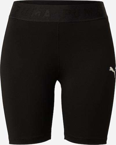 PUMA Radlerhose in schwarz, Produktansicht