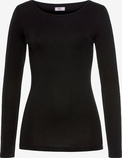 FLASHLIGHTS Shirt in schwarz / weiß, Produktansicht