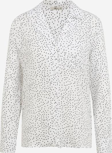 LTB Bluse 'Cobima' in schwarz / weiß, Produktansicht