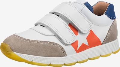 BISGAARD Sneakers in blau / orange, Produktansicht