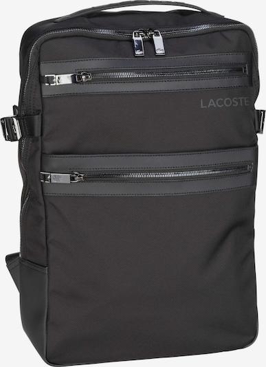 LACOSTE Rugzak 'On The Go' in de kleur Zwart, Productweergave