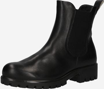 ECCO Chelsea Boots in Schwarz