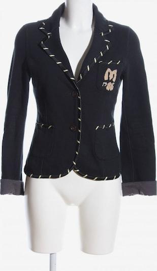 Mishumo Sweatblazer in M in creme / schwarz, Produktansicht