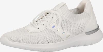 REMONTE Sneaker in silber / weiß, Produktansicht