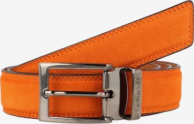 Davidoff Gürtel 'Essentials' in orange, Produktansicht
