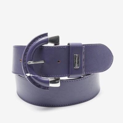 Belstaff Gürtel in L in violettblau, Produktansicht