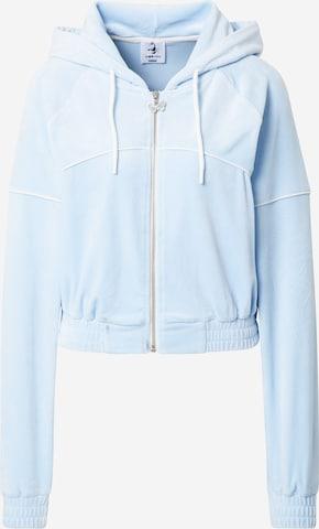 VIERVIER Blouson 'Rosa' in Blue