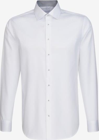 SEIDENSTICKER Zakelijk overhemd ' Slim ' in de kleur Wit, Productweergave
