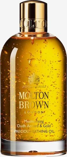Molton Brown Badeöl 'Mesmerising Oudh Accord & Gold Precious' in gold, Produktansicht