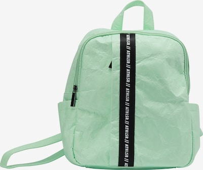 myMo ATHLSR Backpack in Mint / Black / White, Item view