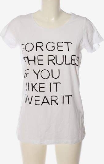 CONLEYS BLUE T-Shirt in S in weiß, Produktansicht