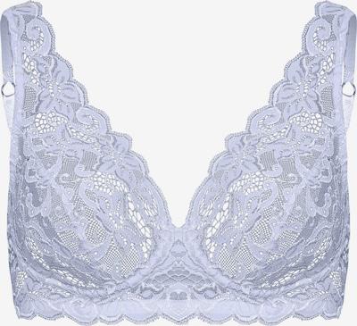 Hanro Soutien-gorge ' Moments ' en bleu clair, Vue avec produit