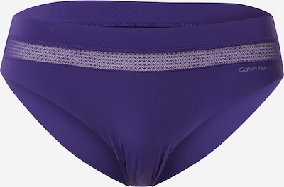 Calvin Klein Underwear Slip in dunkellila, Produktansicht