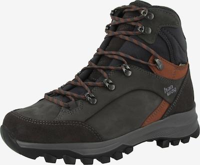 HANWAG Boots 'Banks Lady GTX' in braun / dunkelgrau, Produktansicht