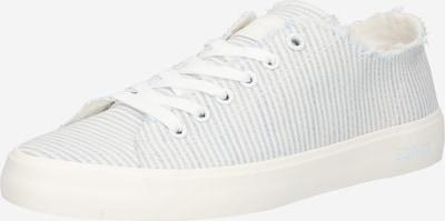 Sneaker low 'Nova' ESPRIT pe albastru fumuriu / alb, Vizualizare produs