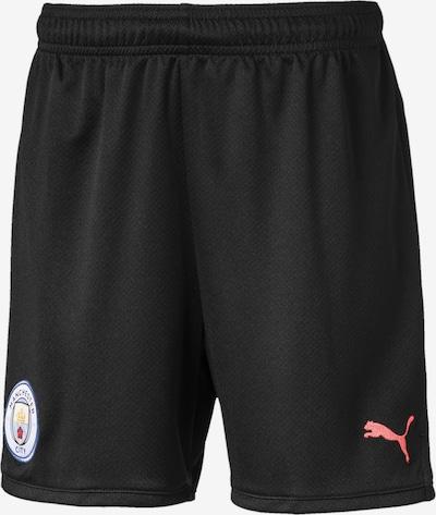 PUMA Shorts 'Manchester City FC' in schwarz, Produktansicht