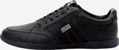 JACK & JONES Baskets basses en noir, Vue avec produit