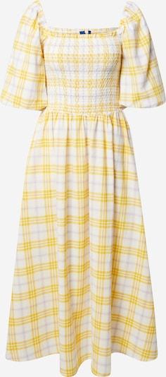 Résumé Dress 'Ebony' in Light blue / Yellow / White, Item view
