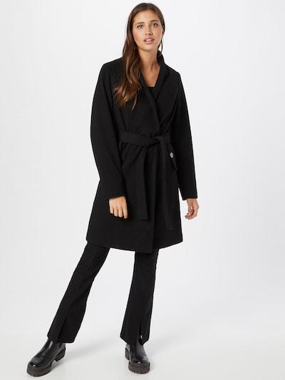 ABOUT YOU Mantel in schwarz, Modelansicht
