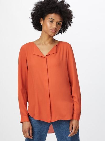 VILA Blouse in de kleur Rood, Modelweergave