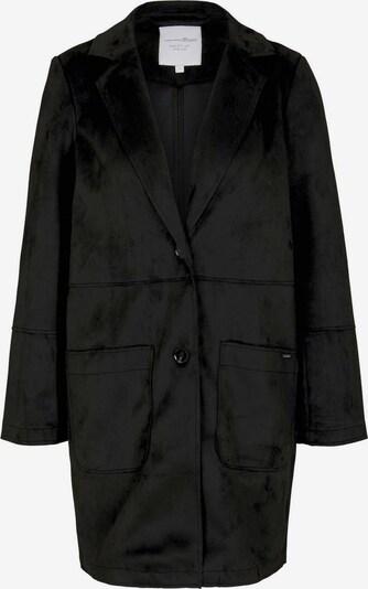 TOM TAILOR DENIM Blazermantel in schwarz, Produktansicht