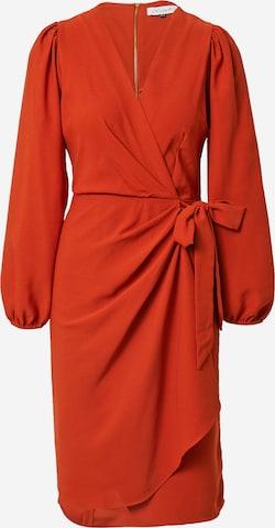 Closet London Kleid in Brown
