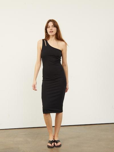 Aligne Kleid 'Caziah' in schwarz, Modelansicht