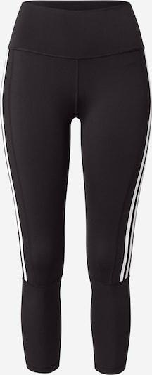 ADIDAS PERFORMANCE Športne hlače 'Believe This 2.0' | črna / bela barva, Prikaz izdelka