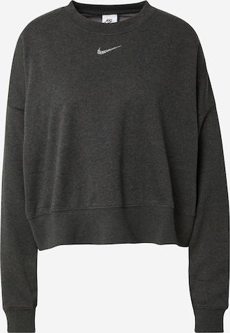 Nike Sportswear Sweatshirt i svart