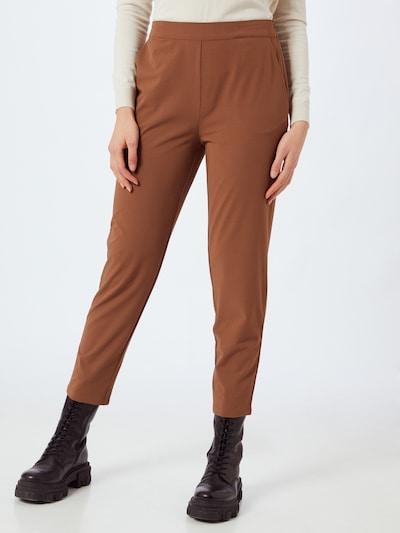 OBJECT Панталон 'Cecilie' в кафяво, Преглед на модела