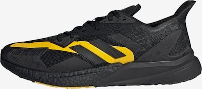Scarpa da corsa ADIDAS PERFORMANCE di colore giallo scuro / nero, Visualizzazione prodotti