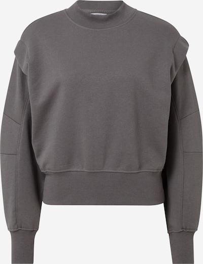 ONLY Sweat-shirt 'Svea' en gris foncé, Vue avec produit