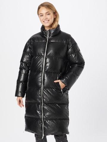 MICHAEL Michael KorsZimski kaput - crna boja