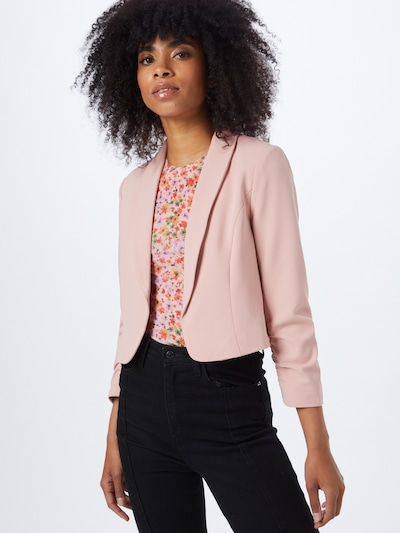 ONLY Blazer 'CAROLINA-DIANA' in rosa, Modelansicht