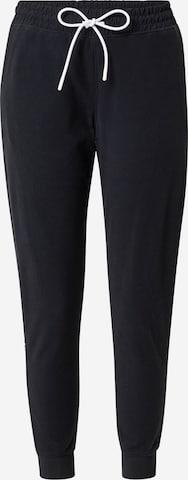 UNDER ARMOUR Παντελόνι φόρμας 'Rush' σε μαύρο