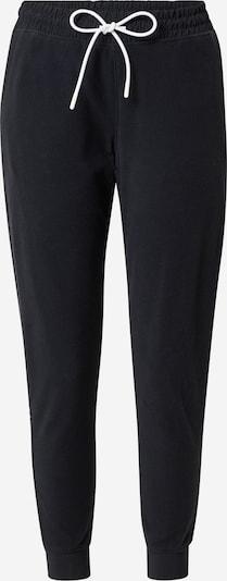 Pantaloni sport 'Rush' UNDER ARMOUR pe galben / negru / alb, Vizualizare produs