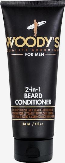 Woody's Beard Shampoo 'Beard 2 in 1' in White, Item view