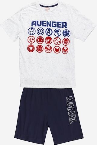 OVS Piżama 'STAR WARS' w kolorze niebieski