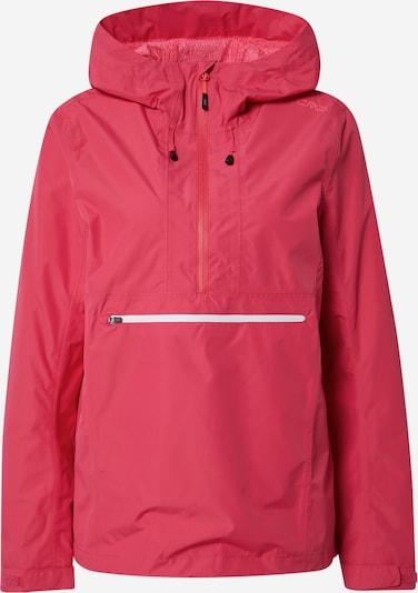 CMP Outdoorjas in de kleur Cranberry, Productweergave
