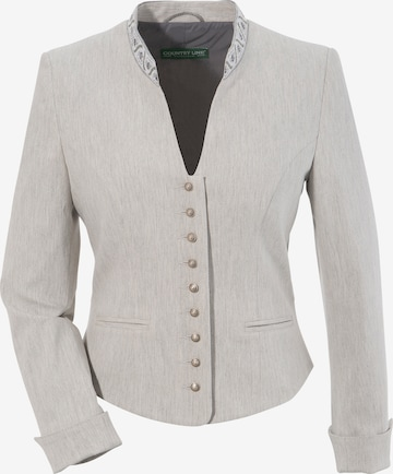 COUNTRY LINE Blazer in Grey