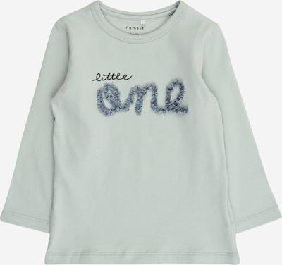 Marškinėliai 'Ofra' iš NAME IT , spalva - tamsiai mėlyna / opalo, Prekių apžvalga