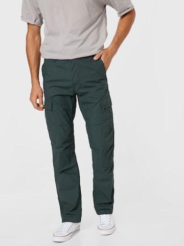 Carhartt WIP Карго панталон 'Aviation' в зелено