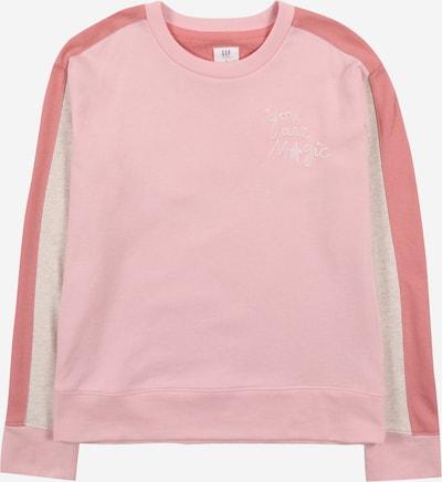GAP Sweater majica 'JAN' u roza / rosé / bijela, Pregled proizvoda