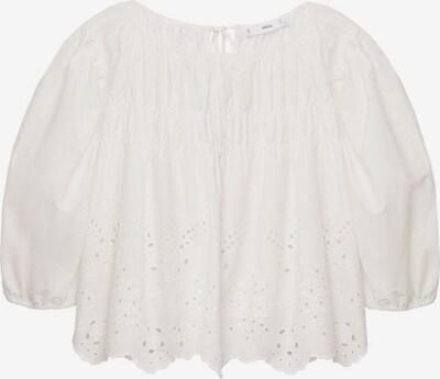 MANGO Bluza 'Vera'   bela barva, Prikaz izdelka