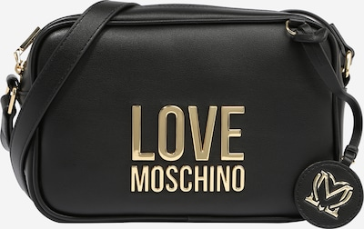 Love Moschino Torba preko ramena u crna: Prednji pogled