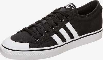 ADIDAS PERFORMANCE Sneakers 'NIZZA' in Black / White, Item view