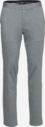 SELECTED HOMME Hose in graumeliert, Produktansicht