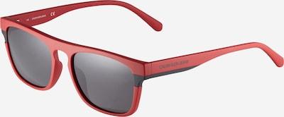 Calvin Klein Jeans Zonnebril '21601S' in de kleur Antraciet / Rood, Productweergave